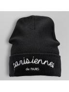 Sixth June Beanie Parisiennes nero