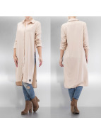 Sixth June Bluse Long beige