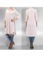 Sixth June Bluse Long pink