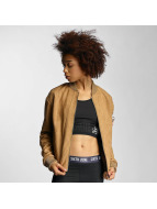 Sixth June Wild Bomber Jacket Sand
