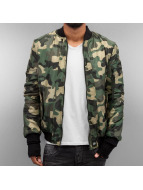 Sixth June Bomber jacket Camou camouflage