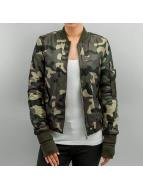 Sixth June Bomber jacket Camouflage camouflage
