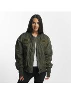 Sixth June Bomber jacket Premium khaki