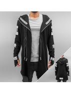Sixth June Cardigan Zip Jacket black