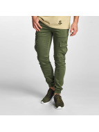 Sixth June Cargo Cargo Denim kaki
