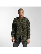 Sixth June Chemise Oversized Destroyed camouflage