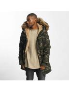 Sixth June Coats Ultra Oversized camouflage