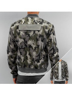 Sixth June College Jacke Camou camouflage