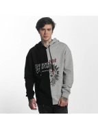 Sixth June Hoodie Two Tone Regular black