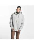 Sixth June Hoodie Classic Oversize grå