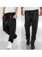 Sixth June joggingbroek Rocker zwart