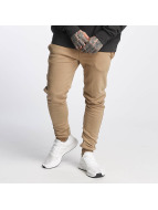 Sixth June Joggingbyxor Ankle Zipper beige