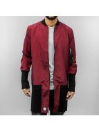 Sixth June Kış ceketleri Oversized kırmızı