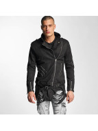 Sixth June Lederjacke Perfecto schwarz