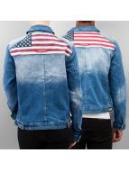 Sixth June Lightweight Jacket USA blue