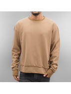 Sixth June Maglia Drop Shoulder beige