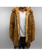 Sixth June Manteau Fur beige