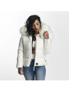 Sixth June Manteau hiver Fitted Down Oversized Regular Puffa blanc