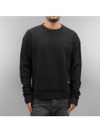 Sixth June Pullover Drop Shoulder schwarz