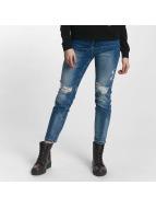 Sixth June Skinny Jeans Basic blau