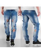 Sixth June Skinny Jeans Used mavi