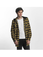 Sixth June Skjorta Classic Flannel gul
