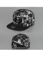Sixth June snapback cap Mamor zwart