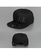 Sixth June snapback cap Basic zwart
