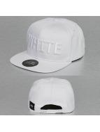 Sixth June Snapback Caps Basic bílý