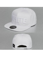 Sixth June Snapback Caps Basic bialy