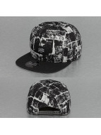 Sixth June Snapback Mamor noir