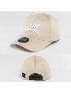 Sixth June Snapbackkeps Curved Logo beige