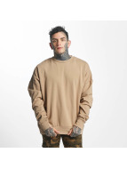 Sixth June Sweat & Pull Classic Oversize beige