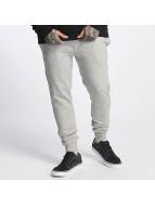 Sixth June Sweat Pant Ankle Zipper grey