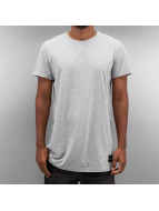 Sixth June T-shirt long oversize Long gris