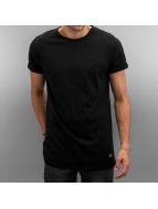 Sixth June T-shirt longoversize Long noir