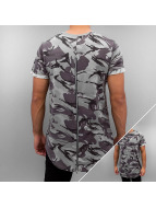 Sixth June T-shirt Camo Rounded mimetico