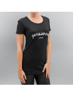 Sixth June T-shirt Parisiennes nero
