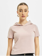 Sixth June T-Shirt Hooded rosa
