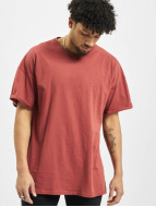 Sixth June T-shirt DropShoulder rosso