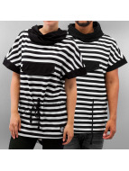 Sixth June T-Shirt Stripes schwarz