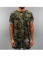 Sixth June T-skjorter Oversize Destroyed kamuflasje