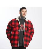 Sixth June Välikausitakit Lumberjack punainen