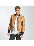 Sixth June Veste bomber Padded beige