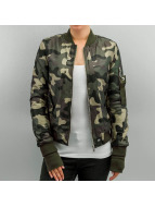 Sixth June Veste bomber Camouflage camouflage