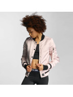 Sixth June Veste bomber Paris 75 rose