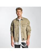 Sixth June Veste demi-saison Oversizes Denim beige