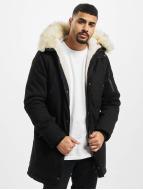 Sixth June Winter Jacket Fur black