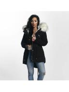 Sixth June Winter Jacket Ultra Oversize black