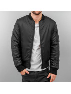 Sixth June Winterjacke Bomber schwarz